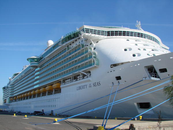 Day 1 Royal Caribbeans Liberty Of The Seas Experience